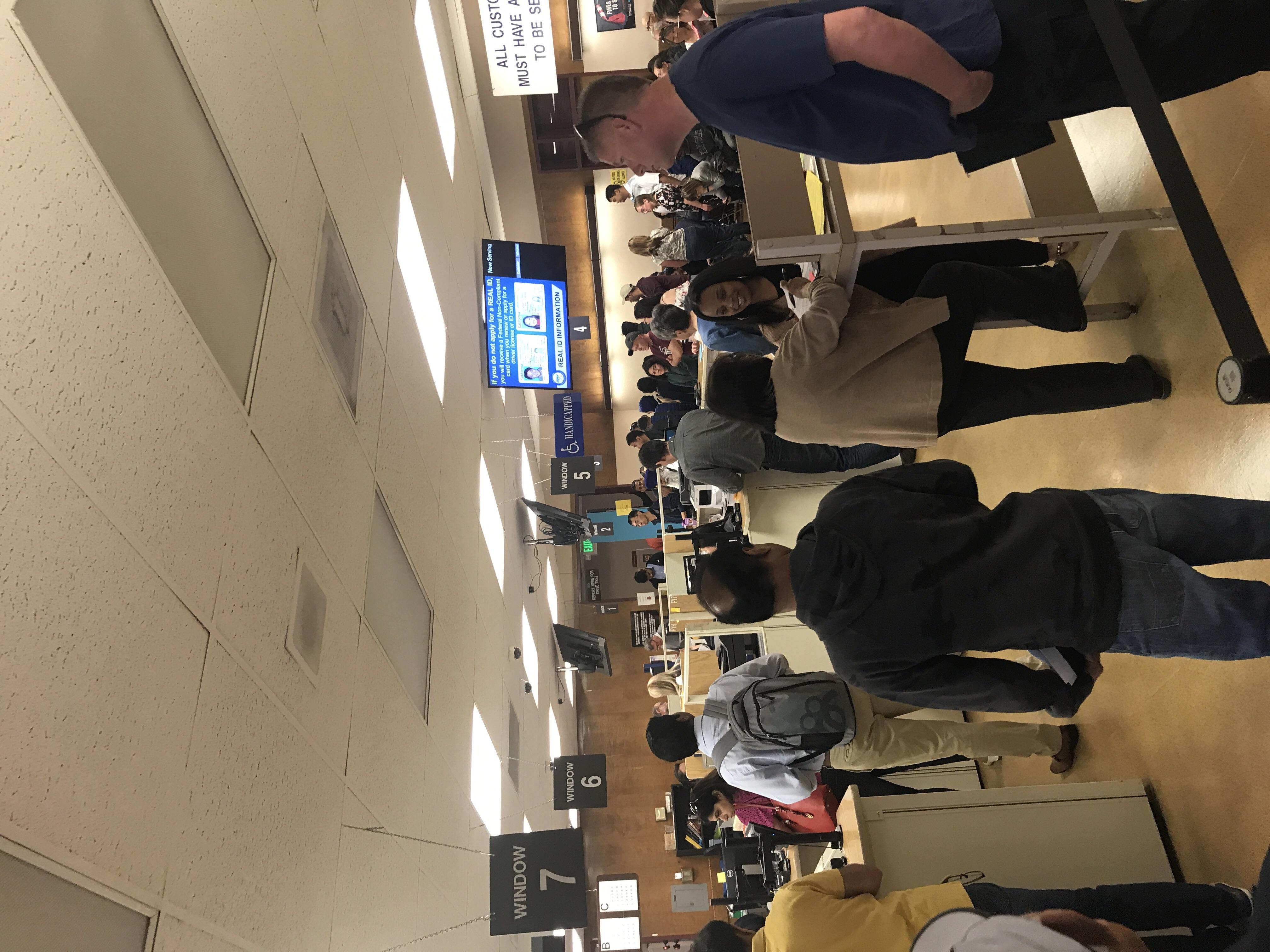 DMV Office @ pleasanton, california   DMV Appointments